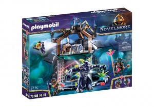 Set de joaca Playmobil Violet Vale - Vizuina Demonului