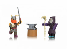 Set de joaca Roblox cu 2 Figurine, model Legendary Gatekeeper S Attak