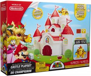 Set de joaca Super Mario Nintendo, Castelul Mushroom Kingdom