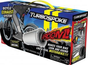 TURBOSPOKE - accesoriu bicicleta