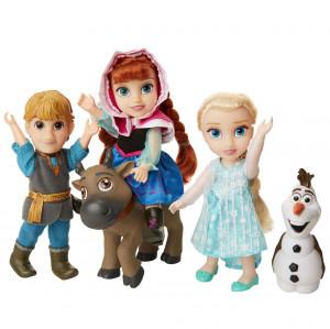 Set De Joaca cu 5 piese Frozen 2