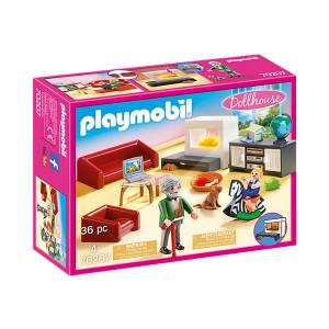 Set de joaca Playmobil Dollhouse, Sufrageria Familiei
