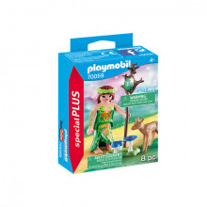 Figurina Playmobil, Zana Cu Cerb