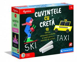 Agerino Cuvintele Cu Creta