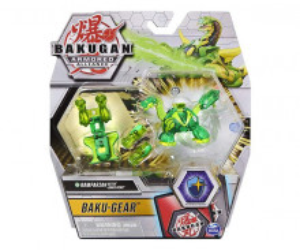 Bakugan S2 Bila Ultra Ramparian Cu Echipament Baku-Gear