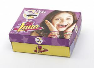 Breloc Mini-patine Soy Luna - Nina