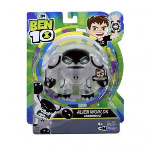 Figurina Ben 10, Alien Worlds Cannonbolt - 12Cm