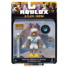 Figurina Roblox Celebrity, model Q Clash Zadena