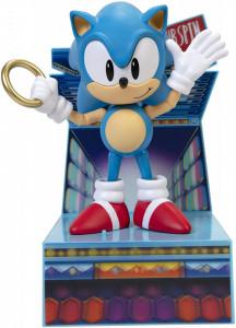 Figurina Sonic de colectie, editie aniversara 30 ani, 15 cm