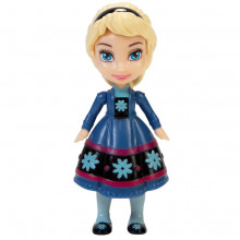 Frozen 2 Papusa Mini 8 Cm Elsa Act 1