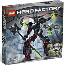 Hero Factory - Black Phantom