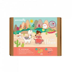 Kit Creatie 2-In-1 Llama