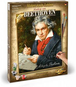 Kit Pictura Pe Numere Schipper Ludwig Van Beethoven
