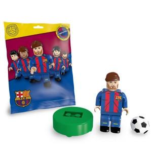 Nanostars Barcelona figurine foil bag
