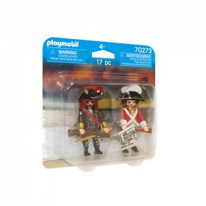 Playmobil Set 2 Figurine Pirat Si Soldat