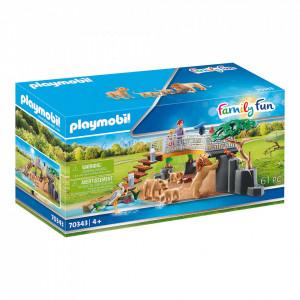 Playmobil Tarcul Leilor