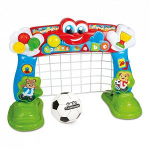 Poarta De Fotbal Interactiva