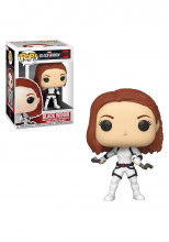 Pop Marvel: Black Widow- Black Widow (White Suit)