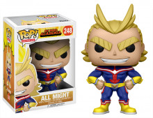 Pop Vinyl: My Hero Academia: All Might