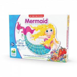 Primul Meu Puzzle De Podea - Sirena
