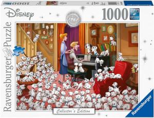 Puzzle 101 Dalmatieni, 1000 Piese