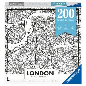 Puzzle Marele Oras, 200 Piese