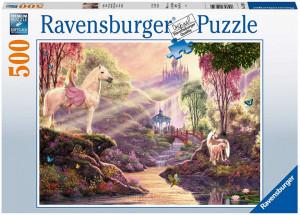 Puzzle Raul Magic, 500 Piese