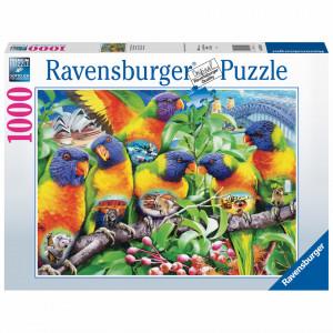 Puzzle Tinutul Loriinilor, 1000 Piese