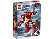 Robot Iron Man (76140)