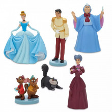 Set 6 figurine Cenusareasa