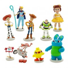 Set 9 figurine deluxe Toy Story 4