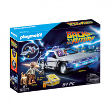 Set de joaca Playmobil Back To The Future DeLorean