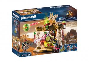 Set de joaca Playmobil Templul Armelor
