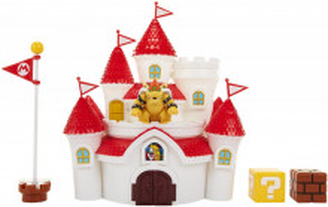Set de joaca Super Mario Nintendo, Castelul Ciuperca