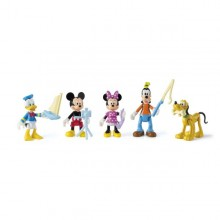 Set figurine Clubul lui Mickey Mouse