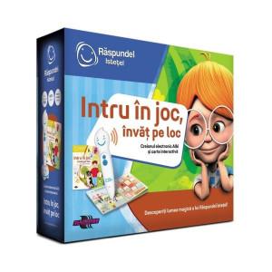 Set Intru In Joc Invat Pe Loc - Raspundel Istetel