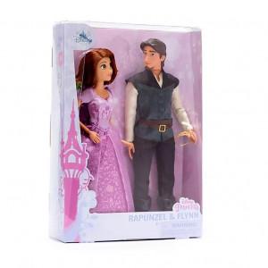 Set papusi Rapunzel si Flynn Rider NEW