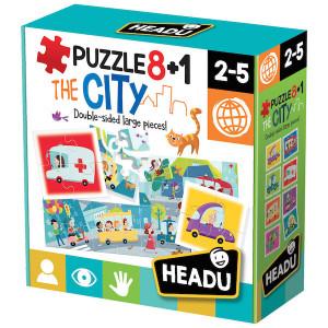 8+1 Puzzle Oras