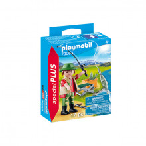 Figurina Playmobil, Pescar