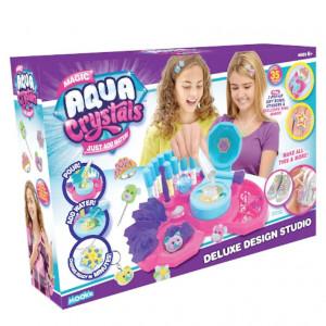 Aqua Crystal Set De Joaca Deluxe