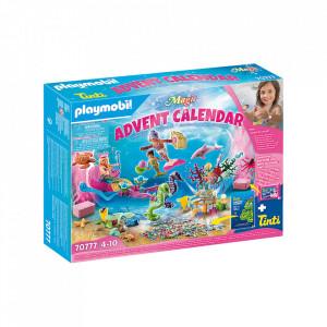 Calendar Craciun Playmobil - Sirene