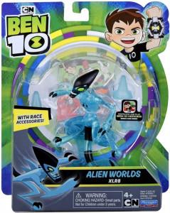Figurina Ben 10, Alien Worlds Xlr8 - 12Cm