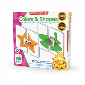Joc De Potrivire - Culori Si Forme
