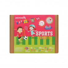 Kit Creatie 6In1 Iubitori De Sport