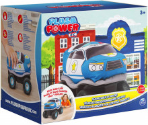 Masina Radiocomandata De Politie Din Plus Cu 2 Functiuni