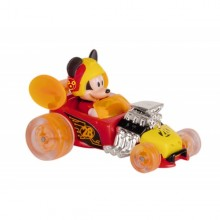 Mini masinuta  Mickey Hot Rod Super Charged