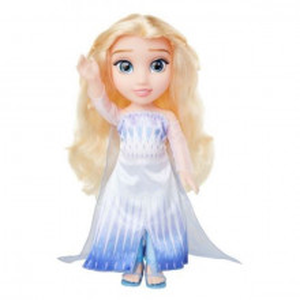 Papusa Elsa Cu Rochie Epilog, Frozen 2