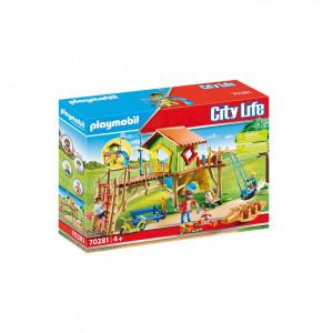 Playmobil Loc De Joaca In Parcul De Aventuri