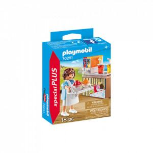 Playmobil Vanzator De Inghetata