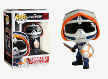 Pop Marvel: Black Widow- Taskmaster W/Shield